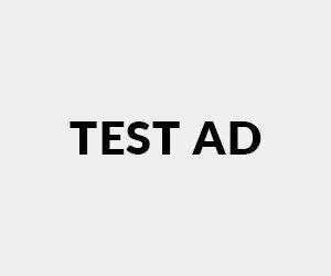 Test Ad 300 x 250