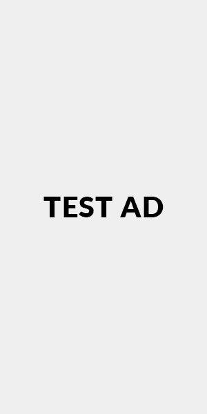 Test Ad 300 x 600