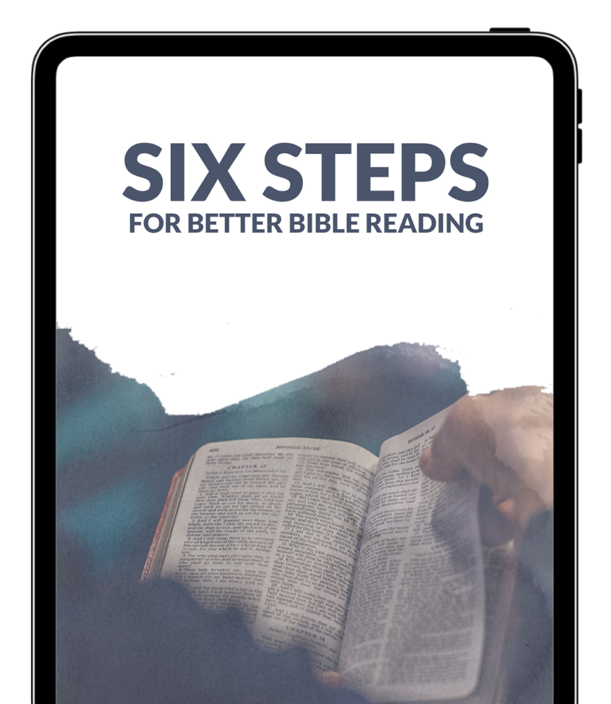 eBook Cover (Bible Reading)